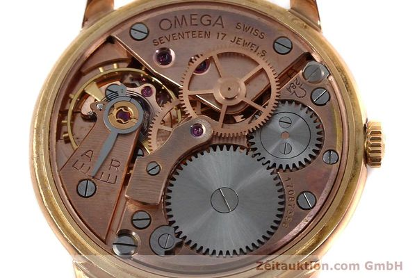 Used luxury watch Omega * 18 ct gold manual winding Kal. 284  | 150952 10