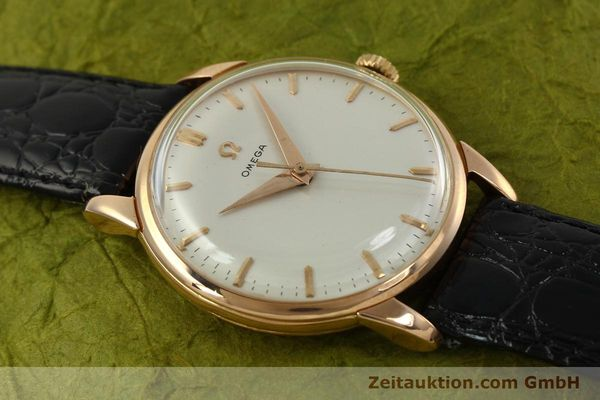 Used luxury watch Omega * 18 ct gold manual winding Kal. 284  | 150952 13