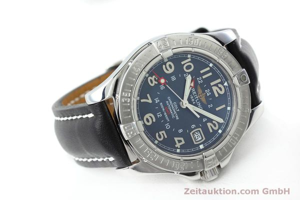 Used luxury watch Breitling Colt GMT steel automatic Kal. B32 ETA 2893-2 Ref. A32350  | 150953 03