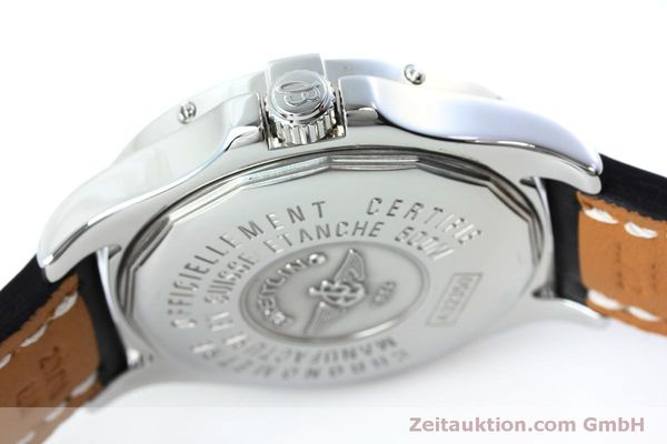 Used luxury watch Breitling Colt GMT steel automatic Kal. B32 ETA 2893-2 Ref. A32350  | 150953 08