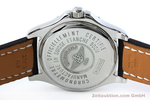 Used luxury watch Breitling Colt GMT steel automatic Kal. B32 ETA 2893-2 Ref. A32350  | 150953 09