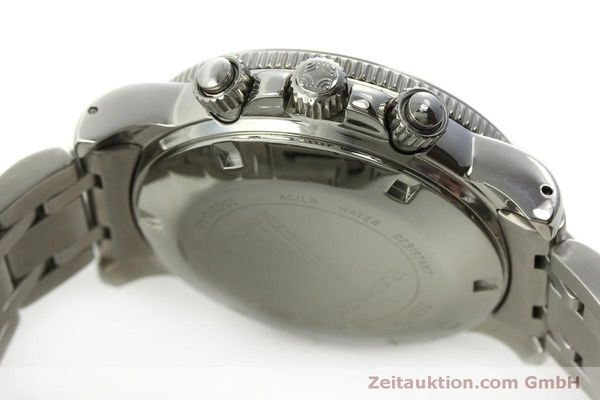 Used luxury watch Zenith Elprimero chronograph steel automatic Kal. 400 Ref. 02-0370-400  | 150959 08