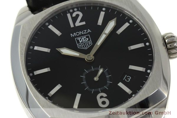 Used luxury watch Tag Heuer Monza steel automatic Kal. 6 ETA 2895-2 Ref. WR2110  | 150965 02