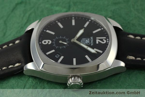 Used luxury watch Tag Heuer Monza steel automatic Kal. 6 ETA 2895-2 Ref. WR2110  | 150965 05