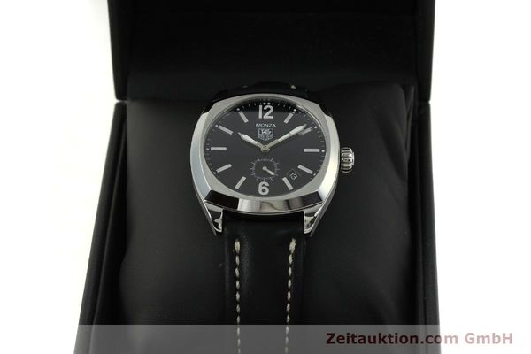 Used luxury watch Tag Heuer Monza steel automatic Kal. 6 ETA 2895-2 Ref. WR2110  | 150965 07