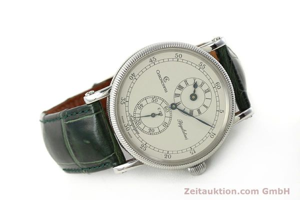 montre de luxe d occasion Chronoswiss Regulateur acier automatique Kal. C122 Ref. CH1223  | 150966 03