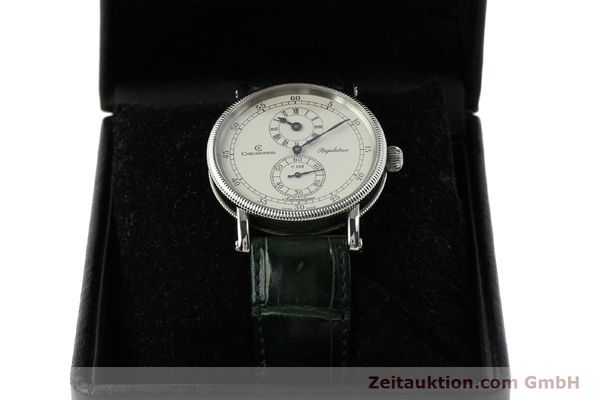 Used luxury watch Chronoswiss Regulateur steel automatic Kal. C122 Ref. CH1223  | 150966 07