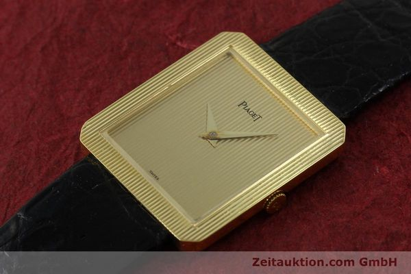 Used luxury watch Piaget * 18 ct gold manual winding Kal. 9P2 Ref. 9154  | 150967 01
