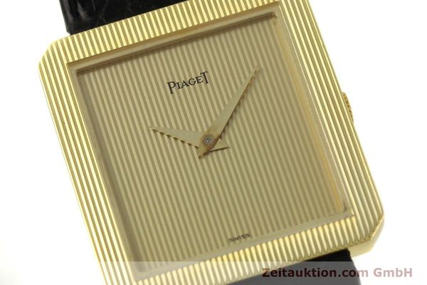 Used luxury watch Piaget * 18 ct gold manual winding Kal. 9P2 Ref. 9154  | 150967 02