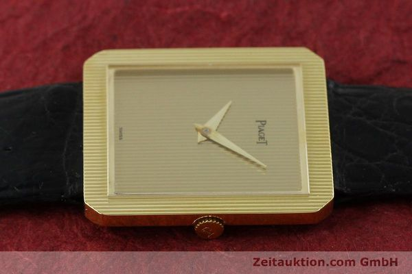 Used luxury watch Piaget * 18 ct gold manual winding Kal. 9P2 Ref. 9154  | 150967 05