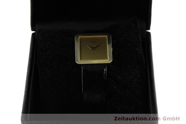 Used luxury watch Piaget * 18 ct gold manual winding Kal. 9P2 Ref. 9154  | 150967 07