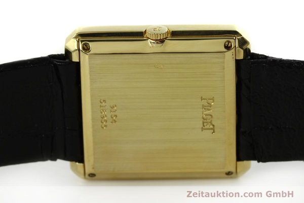 Used luxury watch Piaget * 18 ct gold manual winding Kal. 9P2 Ref. 9154  | 150967 08