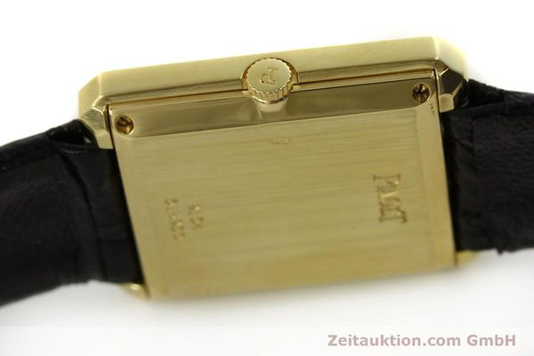 Used luxury watch Piaget * 18 ct gold manual winding Kal. 9P2 Ref. 9154  | 150967 11