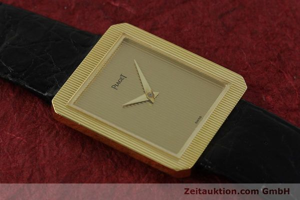 Used luxury watch Piaget * 18 ct gold manual winding Kal. 9P2 Ref. 9154  | 150967 14