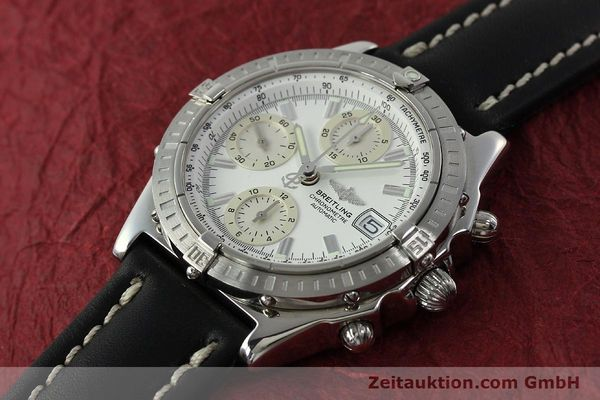 Used luxury watch Breitling Chronomat chronograph steel automatic Kal. B13 ETA 7750 Ref. A13352  | 150971 01
