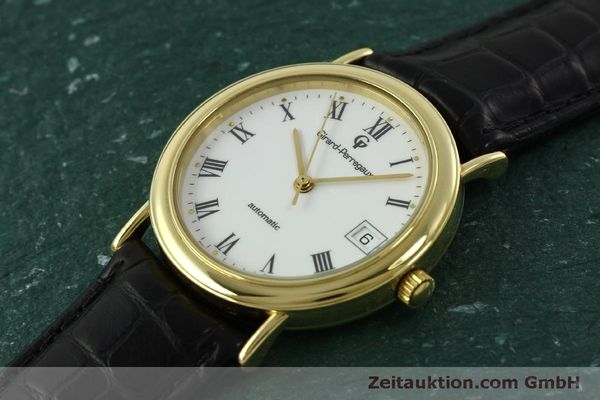 Used luxury watch Girard Perregaux * 18 ct gold automatic Kal. 220 Ref. 4799.51  | 150978 01