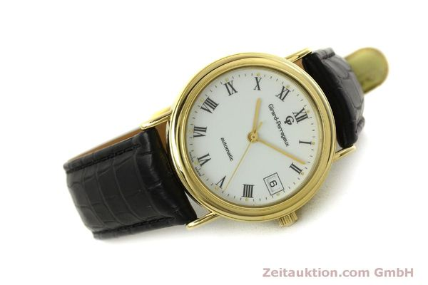 Used luxury watch Girard Perregaux * 18 ct gold automatic Kal. 220 Ref. 4799.51  | 150978 03