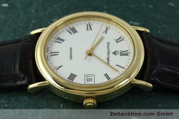 Used luxury watch Girard Perregaux * 18 ct gold automatic Kal. 220 Ref. 4799.51  | 150978 05