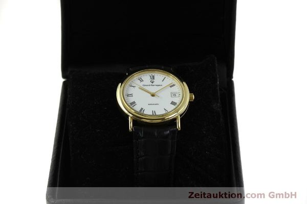 Used luxury watch Girard Perregaux * 18 ct gold automatic Kal. 220 Ref. 4799.51  | 150978 07