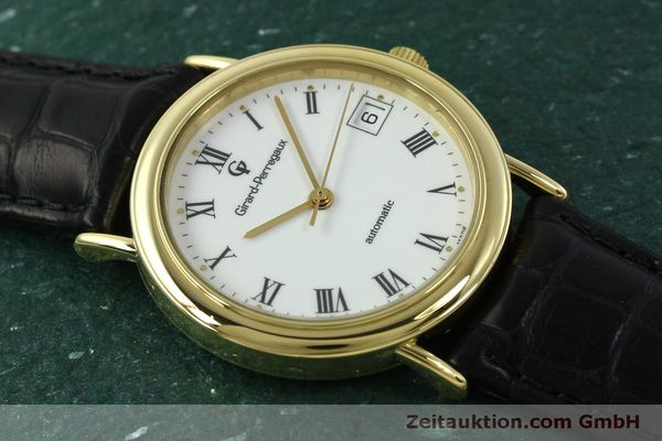 Used luxury watch Girard Perregaux * 18 ct gold automatic Kal. 220 Ref. 4799.51  | 150978 15