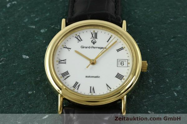 Used luxury watch Girard Perregaux * 18 ct gold automatic Kal. 220 Ref. 4799.51  | 150978 16