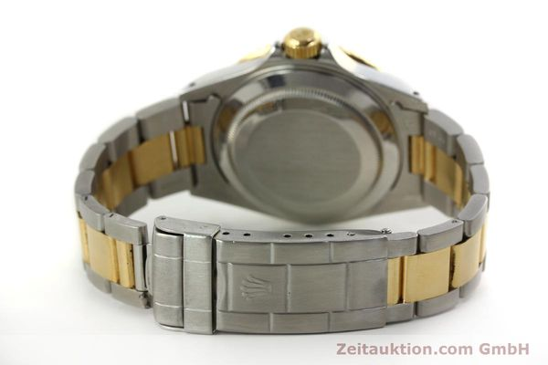 Used luxury watch Rolex Submariner steel / gold automatic Kal. 3135 Ref. 16613  | 150987 12