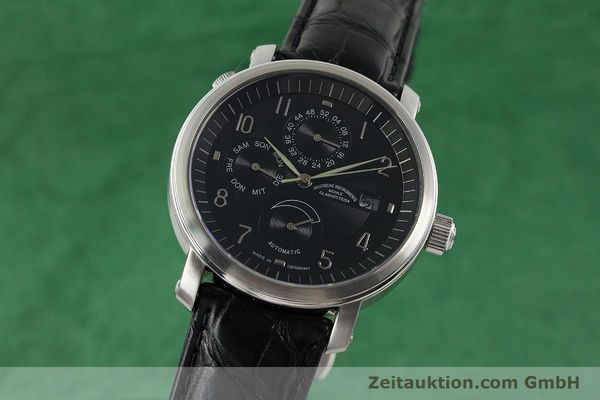 Used luxury watch Mühle Business Timer steel automatic Kal. ETA 2892-A2 Ref. M1-30-63  | 150990 04