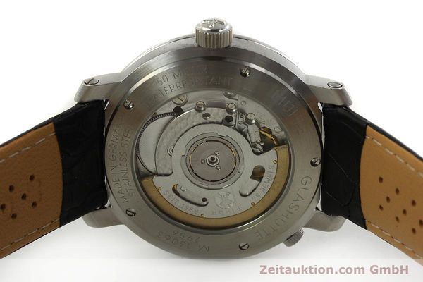 Used luxury watch Mühle Business Timer steel automatic Kal. ETA 2892-A2 Ref. M1-30-63  | 150990 09