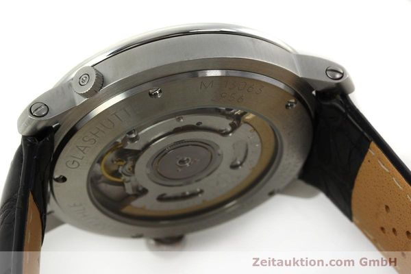 Used luxury watch Mühle Business Timer steel automatic Kal. ETA 2892-A2 Ref. M1-30-63  | 150990 12