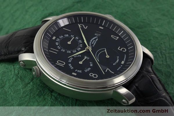 Used luxury watch Mühle Business Timer steel automatic Kal. ETA 2892-A2 Ref. M1-30-63  | 150990 16