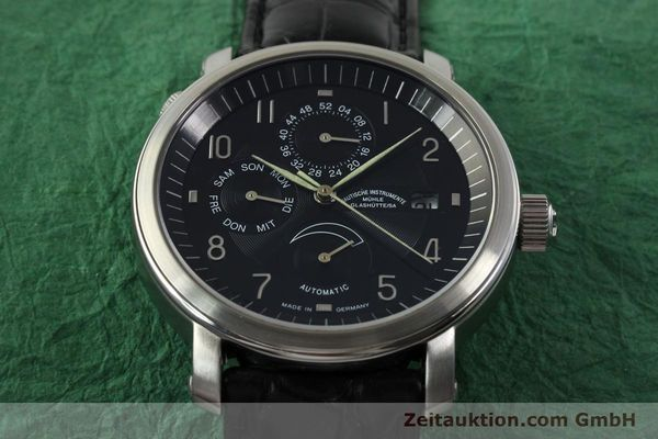 Used luxury watch Mühle Business Timer steel automatic Kal. ETA 2892-A2 Ref. M1-30-63  | 150990 17