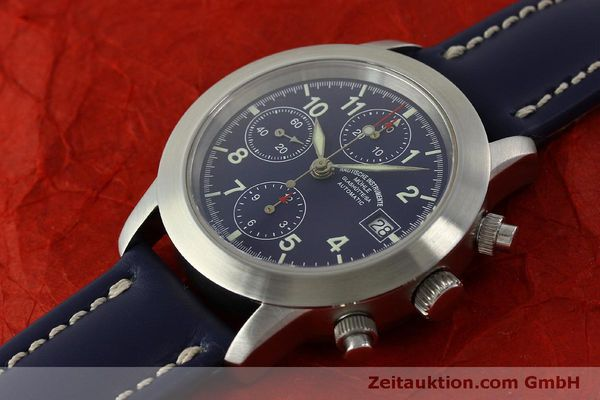 Used luxury watch Mühle Sport Chronograph chronograph steel automatic Kal. ETA 7750 Ref. M1-23-12  | 150992 01