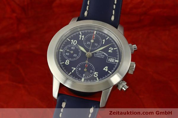 Used luxury watch Mühle Sport Chronograph chronograph steel automatic Kal. ETA 7750 Ref. M1-23-12  | 150992 04