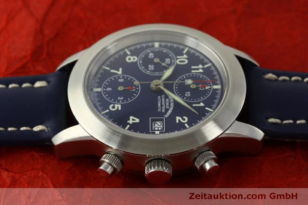 Used luxury watch Mühle Sport Chronograph chronograph steel automatic Kal. ETA 7750 Ref. M1-23-12  | 150992 05