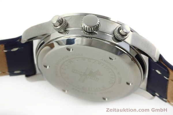Used luxury watch Mühle Sport Chronograph chronograph steel automatic Kal. ETA 7750 Ref. M1-23-12  | 150992 11