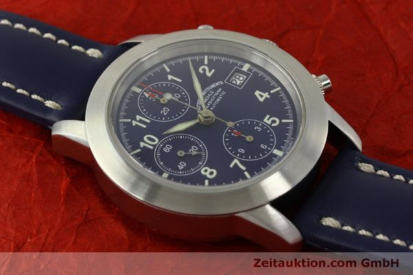 Used luxury watch Mühle Sport Chronograph chronograph steel automatic Kal. ETA 7750 Ref. M1-23-12  | 150992 14