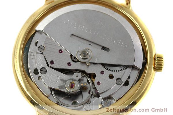 Used luxury watch Glashütte Spezimatic gold-plated automatic Kal. 74  | 151009 10