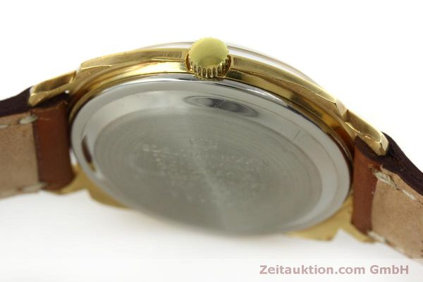 Used luxury watch Glashütte Spezimatic gold-plated automatic Kal. 75  | 151017 08