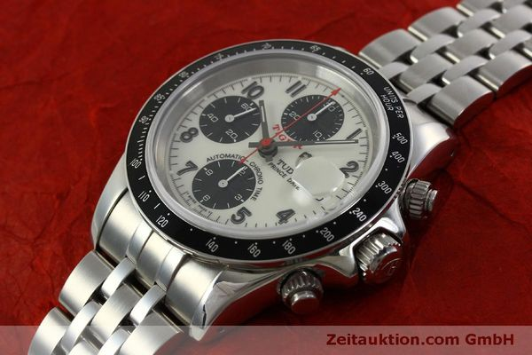 Used luxury watch Tudor Prince Date chronograph steel automatic Kal. ETA 7750 Ref. 79260P  | 151029 01