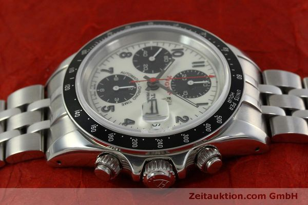 Used luxury watch Tudor Prince Date chronograph steel automatic Kal. ETA 7750 Ref. 79260P  | 151029 05