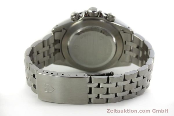 Used luxury watch Tudor Prince Date chronograph steel automatic Kal. ETA 7750 Ref. 79260P  | 151029 13