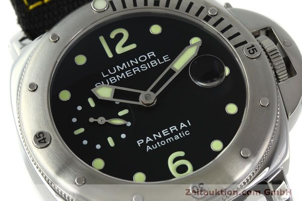 Used luxury watch Panerai Luminor  steel automatic Kal. ETA A05511 Ref. OP6561  | 151031 02