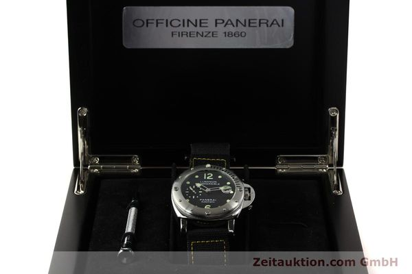 Used luxury watch Panerai Luminor  steel automatic Kal. ETA A05511 Ref. OP6561  | 151031 07