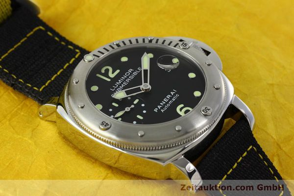 Used luxury watch Panerai Luminor  steel automatic Kal. ETA A05511 Ref. OP6561  | 151031 16