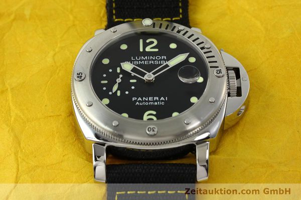 Used luxury watch Panerai Luminor  steel automatic Kal. ETA A05511 Ref. OP6561  | 151031 17