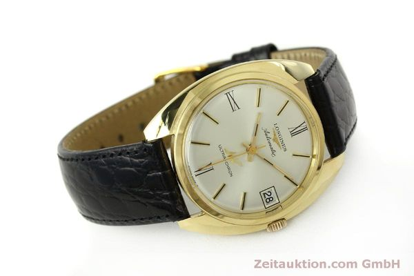 Used luxury watch Longines Ultra Chron 18 ct gold automatic Kal. 431 Ref. 8072-2  | 151033 03