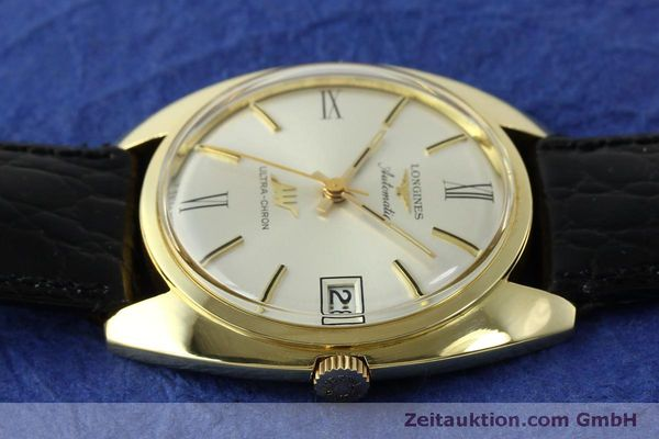 Used luxury watch Longines Ultra Chron 18 ct gold automatic Kal. 431 Ref. 8072-2  | 151033 05