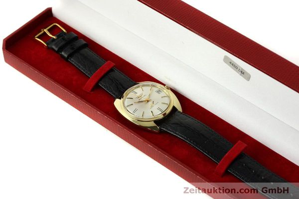 Used luxury watch Longines Ultra Chron 18 ct gold automatic Kal. 431 Ref. 8072-2  | 151033 07