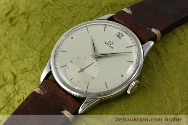 Used luxury watch Omega * steel manual winding Kal. 266 Ref. 2748-2 VINTAGE  | 151036 01