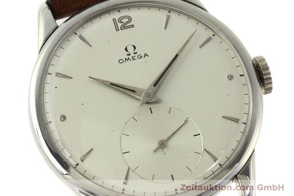 Used luxury watch Omega * steel manual winding Kal. 266 Ref. 2748-2 VINTAGE  | 151036 02
